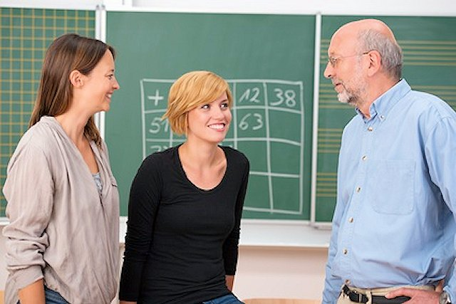 Kommunikation Schule Fotolia Kerstin Mende210603