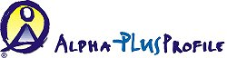 alpha plus logo