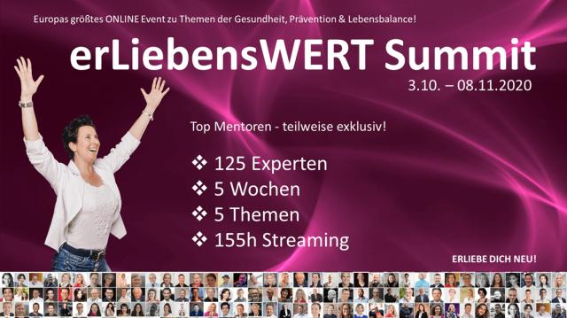 erLiebensWERT Summit 2020